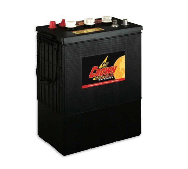 Solaire Laurentides - Batterie Crown CR-430 6V 430AH