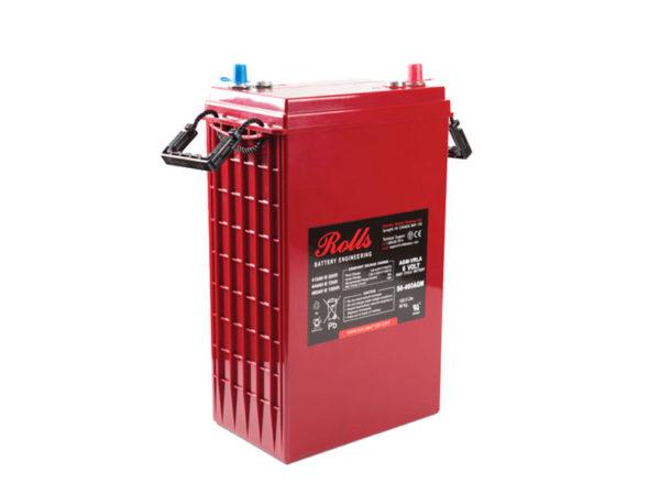 Solaire Laurentides - Batterie Rolls S6-460AGM 6V 415AH
